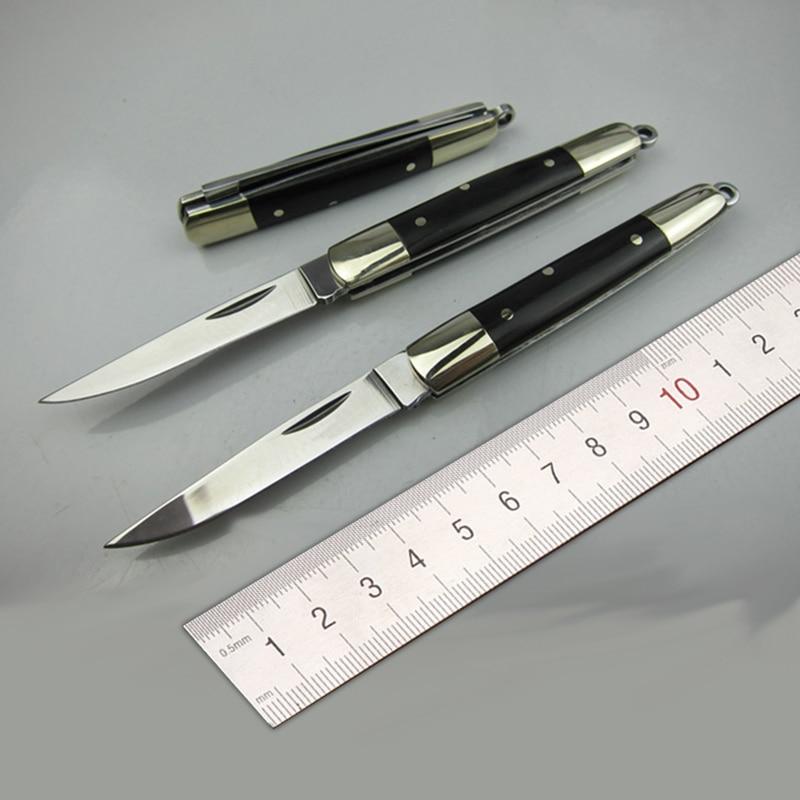 Aštrus sulankstomas peilis Lauko įrankiai Taktinio sulankstomo peilio spintelė ir subtilus dovanų peilis