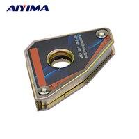 1pc Multi Angle Mini Welding Magnets Neodymium Clamp Holder Never Degaussing Lifting Welding Positioner CLA