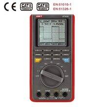 UNI-T UT81B Ручной Цифровые мультиметры осциллографы сфера 8MHz 40мс / с UNI T UT 81B Мультиметр и Осциллограф ScopeMeter