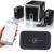 Bluetooth Wireless 2.1 2 en 1 Transmisor Receptor de Audio de Música Estéreo Adaptador de sonido para móviles/PAD de Android/IOS sistema