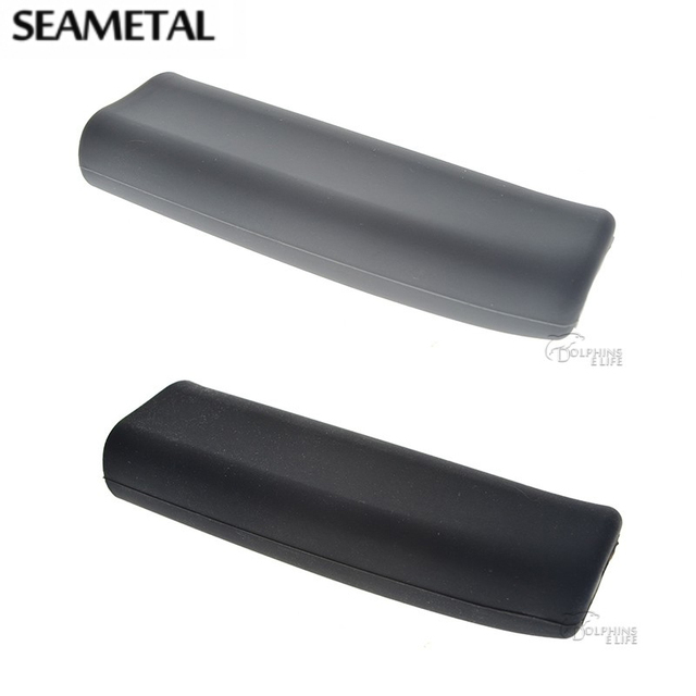 Car Handbrake Covers Sleeve Silicone Gel Cover Anti-slip Parking Hand Brake Grips Sleeve Universal Decoration Auto Accessories