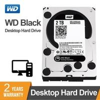 Western Digital Black 2TB 3.5 HDD Performance Desktop Hard Disk Drive Game Hdd WD 7200 RPM SATA 6 Gb/s 64MB Cache WD2003FZEX