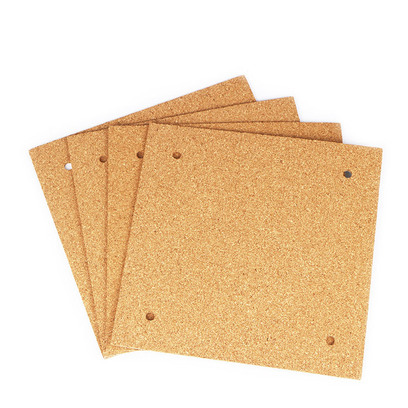 Cork Sheet Adhesive Insulation Plate Compatible 3D Printer Heated Bed CR-10 Ender-3 DJA99