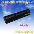 Jigu precio especial reemplazo de $ number células batería del ordenador portátil para hp pavilion dv4 dv6 g50 g60 g70 hdx16 484170-001 envío gratis