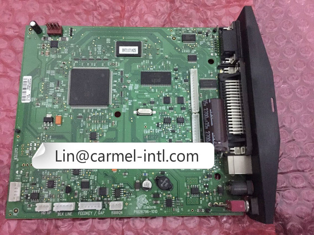GC420t high quality main board mother board / formatter board for GC420t barcode printer logic board сетевое зарядное устройство bb 005 001 white