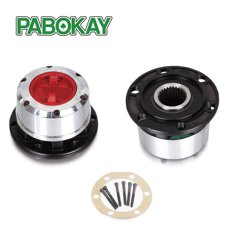 2 pieces x for MITSUBISHI Pajero Triton L200 4x4 Montero HYUNDAI Galloper all free wheel locking hubs B012HP AVM443HP