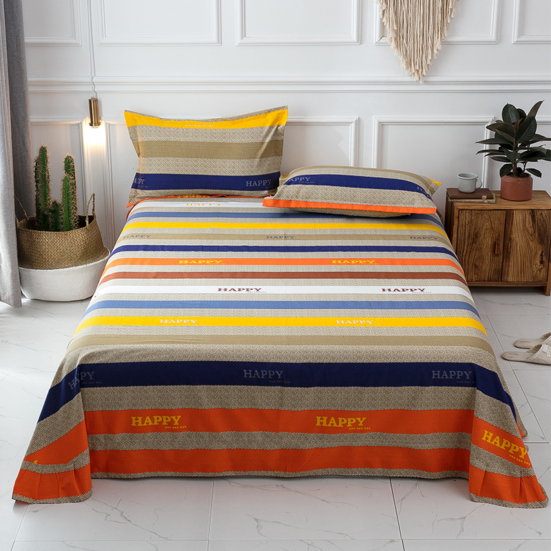 3 Pieces Luxury Cotton Polishing Bedspread 160x230, 200x240cm , 245x250, 245x270cm Bedspread  Bedsheet Pillowcases