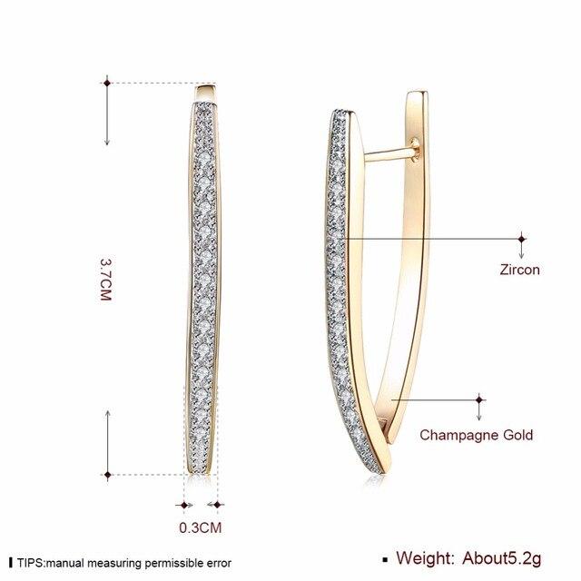 Купить новые поступления серьги кольца v образной формы для женщин картинки