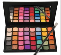 MS2840A Colour Makeup Supplies Wholesale Sales 40 Color 2 Series Of Eye Shadow Box Shimmer Series