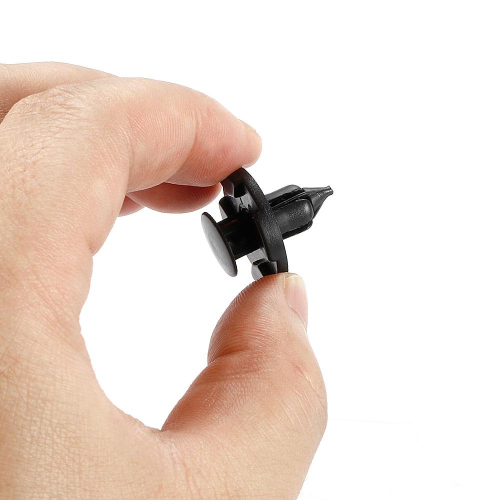 Clips De Rivets De Type Push En Nylon Pour G 01553-09321 30pcs