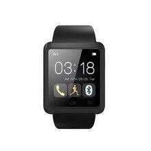 Freies verschiffen Origianl Bluetooth Smart Watch Armbanduhr U8L SmartWatch Für IOS und Android smartphone