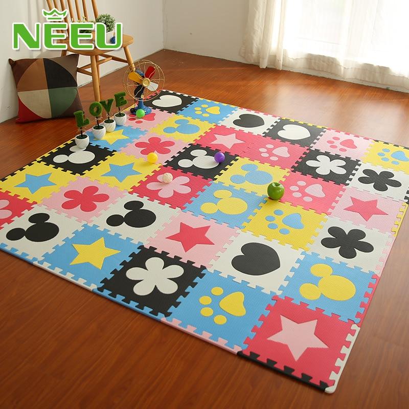 Eva Foam Puzzle Play Mats Playroom Rugs