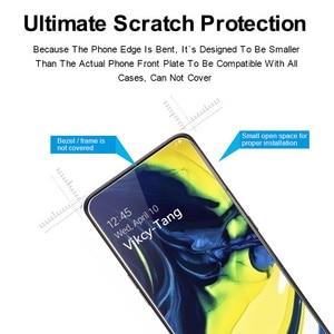 """Image 2 - Vetro temperato Per Samsung Galaxy Protezione Dello Schermo di Samsung A80 2019 A805F A80 A805 SM A805F GalaxyA80 UN 80 Velo di Vetro 6.7"""""""