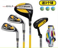 High grade Carbon fiber Golf Clubs Golf Beginner Complete sets for Children