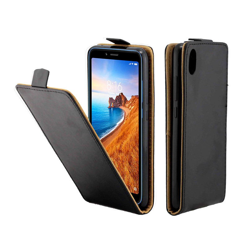 Business Leather <font><b>Case</b></font> For <font><b>Xiaomi</b></font> Redmi 7A Coque <font><b>Vertical</b></font> Flip Cover With Card Slot For <font><b>Xiaomi</b></font> Redmi K20/K20 Pro/<font><b>Mi</b></font> 9T/<font><b>Mi</b></font> 9T Pro image