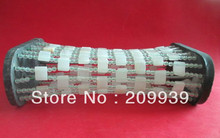 00344 Chinese Jade pillow Handmade jade health care (A0321)