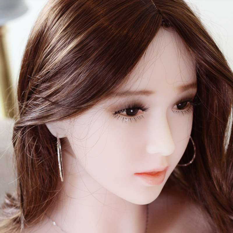 NEW #53 realistic silicone mannequins head for male sex doll, real dolls head with oral sex, sex productsNEW #53 realistic silicone mannequins head for male sex doll, real dolls head with oral sex, sex products