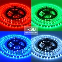 hot deal buy 10m /lot dc12v smd5050 led strips light  rgbw flexible led light 60led/m non waterproof ip20 rgb+white tape for decoration