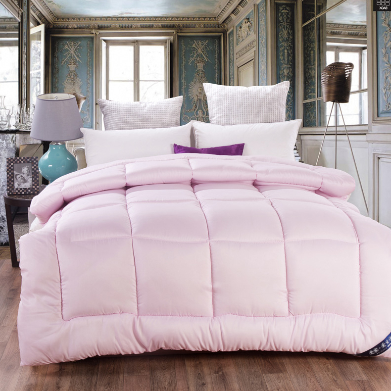 bedclothes mulberry duvets white comforter winter quilts duvet ... : quilt double bed - Adamdwight.com
