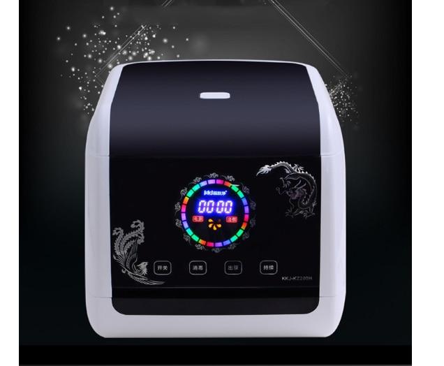 Haushaltsgeräte RüCksichtsvoll Stäbchen Desinfektion Maschine Computer Vollständig Automaticintegrated Küche Appliance Haushalt Werkzeuge Ozon