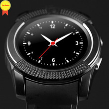 Smart Watches 2G SmartWatch Bluetooth Touch Screen Wrist Watch 0.3M Camera SIM Card Slot Waterproof pk DZ09 Y1 M2 A1