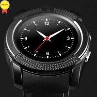 Smart Watches 2G SmartWatch Bluetooth Touch Screen Wrist Watch 0.3M Camera SIM Card Slot Waterproof Smart Watch pk DZ09 Y1 M2 A1