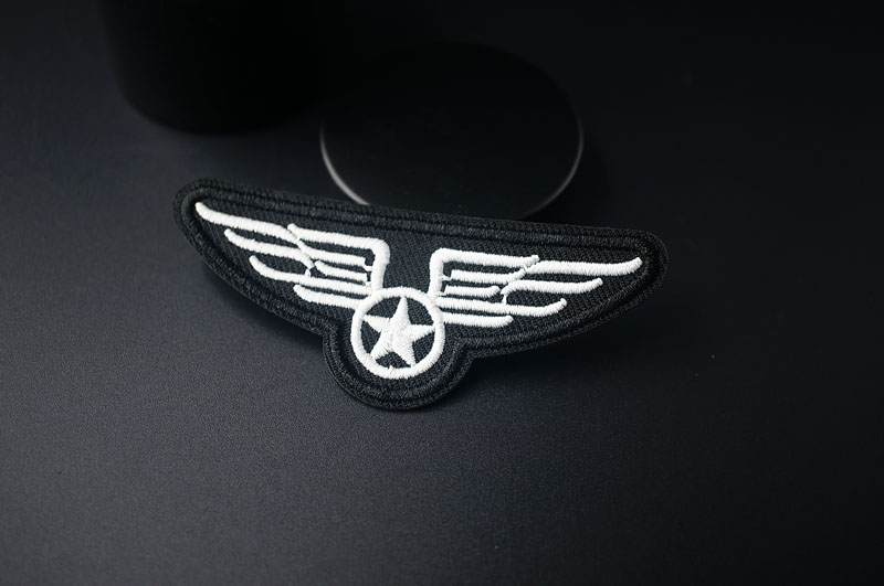 HTB1P0FBfdcnBKNjSZR0q6AFqFXa5 U S ARMY EMBLEM TOP GUN Iron On Patch Embroidered Applique Sewing Clothes Stickers Garment Apparel Accessories Badges Patches
