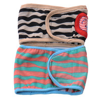 Pet Dog Cotton Physiological Strap Tighten Sanitary Diapers Underwear for Pet Dogs Pigs Cats Drop Shopping