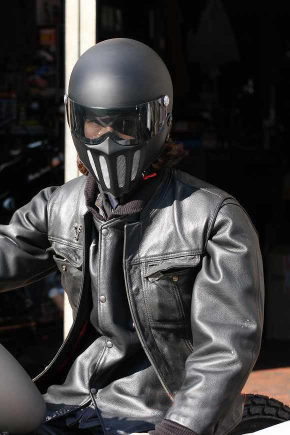 Thompson TTampCO Ghost Rider Retro Motorcycle Helmet Helmet Motorcycles Cruising In Helmets From