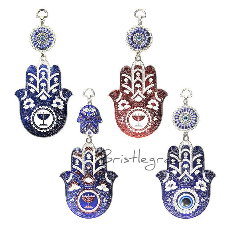 Aliexpress.com : Buy BRISTLEGRASS Turkish Blue Evil Eye