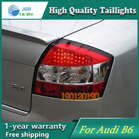 JGD Brand New Styling for Audi A6 Tail Lights 2001-2004 Mazda6 Atenza LED Tail Light Rear Lamp LED DRL Singal Car Lights
