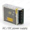 LLEVÓ adaptador de AC/DC 12 V 30 W de salida dual de la fuente de alimentación Interruptor de Alimentación para la Tira LLEVADA Luz Transformadores de Iluminación de conmutación