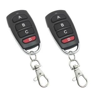 Image 4 - 433 MHZ Universal Remote Control Duplicator Wireless Clone Switch Cloning Copy Mando garage Remote control remote control key