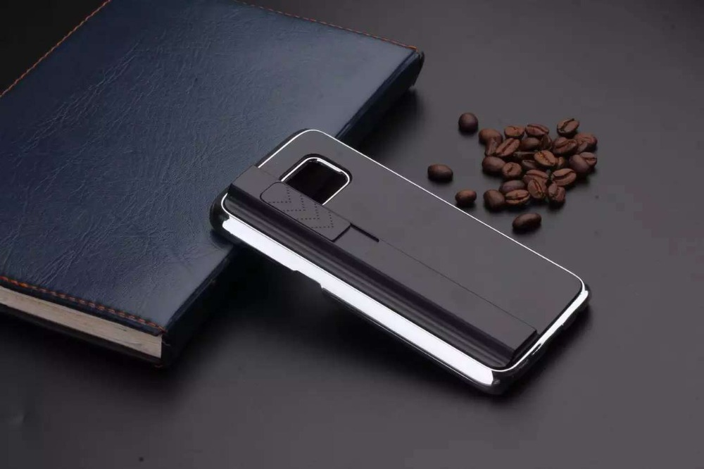 low priced f62ac 0e5ed US $8.76 |Cigarette Lighter case For Samsung Galaxy S7 edge Case Fire  Electronic For Samsung S7 edge Quality Smoke Cover Busines Get film on ...