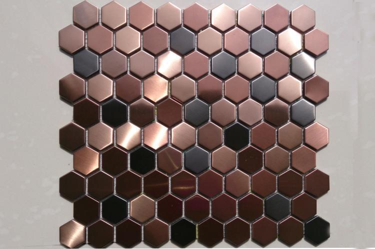 Hexagon Wall Tiles Kitchen