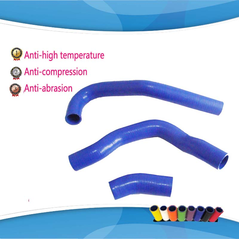 Silicone Heater Hose Kit For Nissan Silvia S13 CA18DET 180SX 200SX 89-94