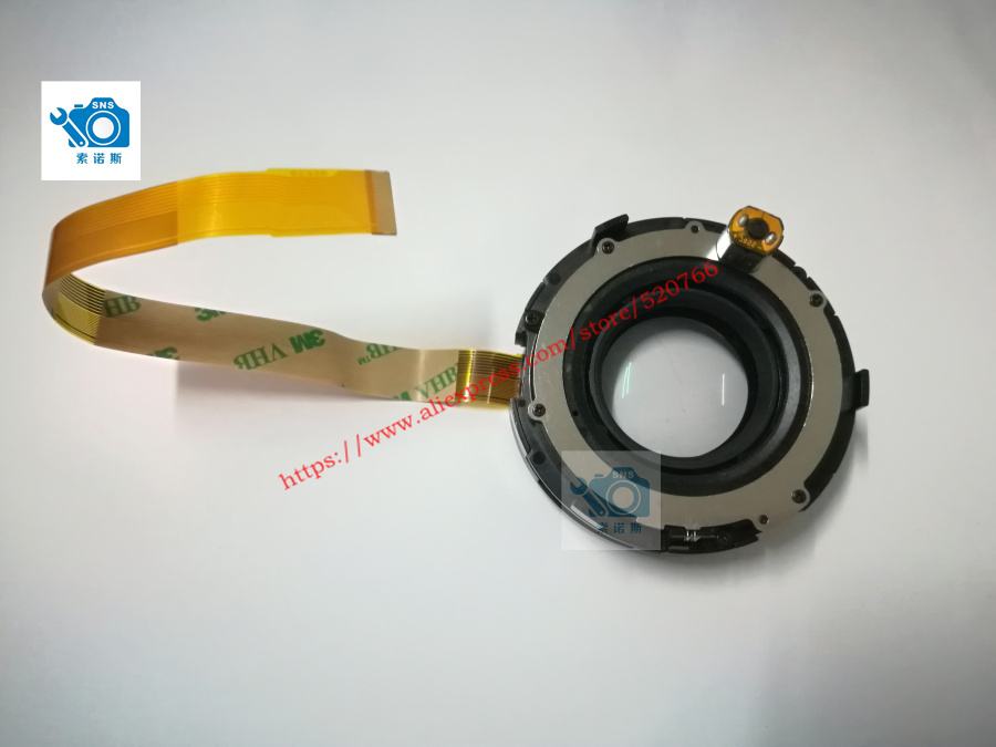 100% New And Original For Sigm 150-600mm F/5-6.3 Dg Os Os Unit 150-600 Lens Aperture Control Unit Power Diaphragm Ass'y Skillful Manufacture