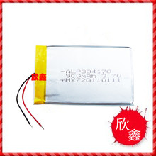 New polymer battery model 304170 MP3.MP4.MP5 repair accessories MP5 battery Rechargeable Li-ion Cell