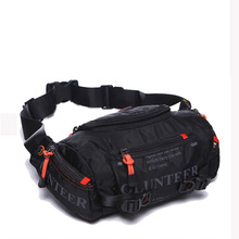 أعلى جودة مقاوم للماء أكسفورد الرجال حزام حزمة مراوح حقيبة ساعي الكتف سعة كبيرة السفر بوم الرافعة حقائب الخصر الصدر