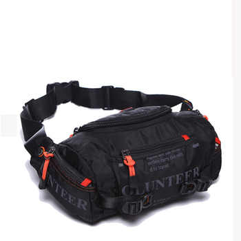 Top Quality Waterproof Oxford Men's Belt Fanny Pack Shoulder Messenger Bag Large Capacity Travel Bum Sling Chest Waist Bags - DISCOUNT ITEM  30% OFF All Category
