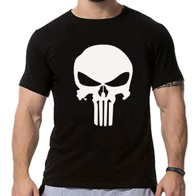 Compression shirt movie printed t shirts men raglan short for Compressed promotional t shirts