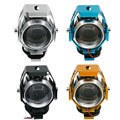 1PCS 3000LM 125W headlights for motorcycle motobike spotlights driving running fog spot white light Waterproof Cree Chip LED u5