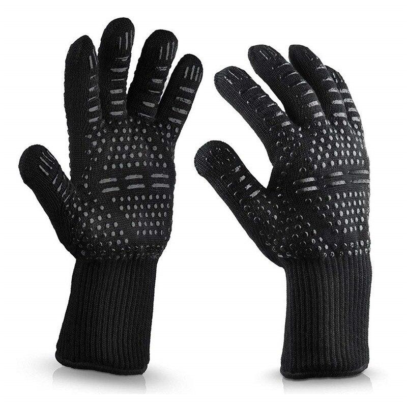 Heat Resistant Grilling Gloves Bbq Grill Gloves Premium