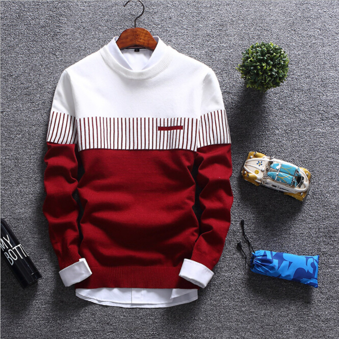 Collar sweater