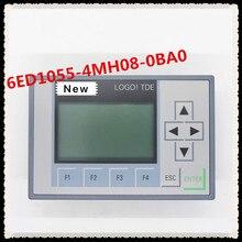 Logotipo de pantalla de texto auténtico, TDE 6ED1055 4MH08 0BA0 en lugar de 055 4MH00