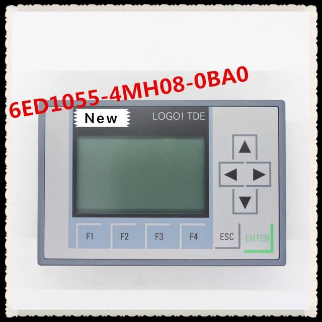 Oryginalny wyświetlacz tekstu LOGO TDE 6ED1055 4MH08 0BA0 zamiast 055 4MH00