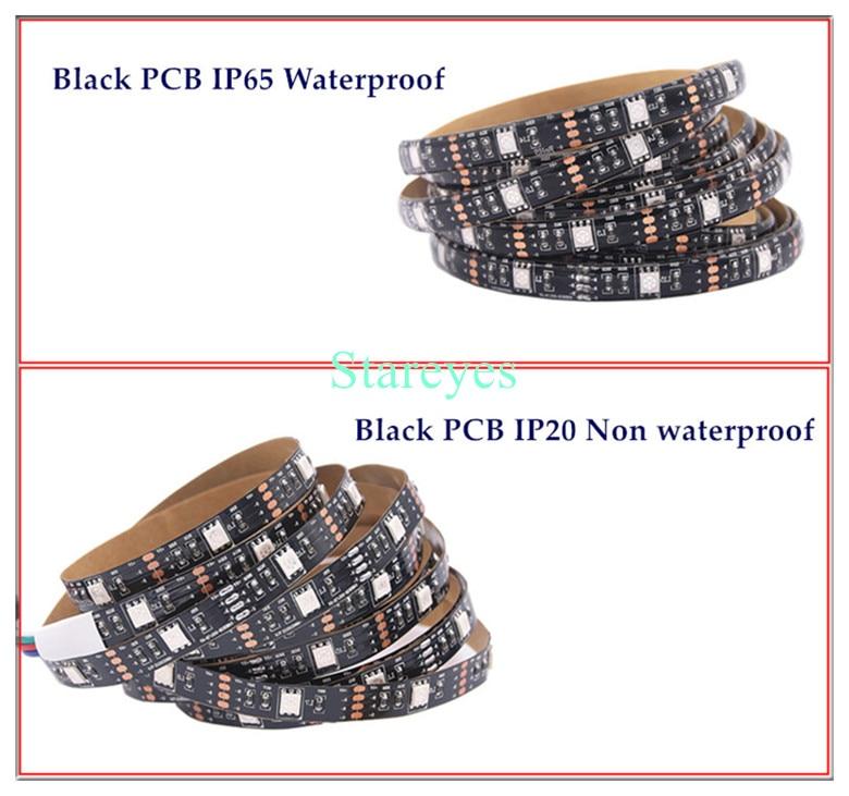 HTB1P0K3cv5TBuNjSspcq6znGFXaH SMD 5050 RGB LED Strip DC 5V USB LED Light Strips Flexible IP20 IP65 Waterproof Tape 1M 2M 3M 4M 5M add Remote For TV Background