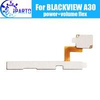 Blackview a30 사이드 버튼 플렉스 100% 오리지널 파워 + 볼륨 버튼 플렉스 케이블 수리 부품 blackview a30 휴대 전화 용