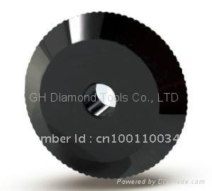 Micro-penetration PCD Diamond Scribing Wheels Glass Cutter Similar To APIO 2.5*0.8*0.65 Freight Free