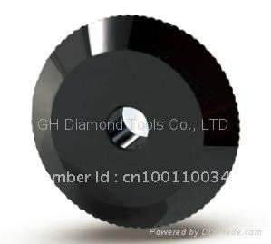 Micro-penetration PCD Diamond Scribing Wheels Glass Cutter Similar To APIO 2.5*0.8*0.65 Freight Free